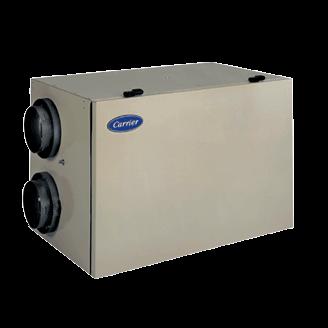 Carrier ERVXXLHB1200 ventilator.